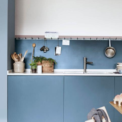 pintar-cocina-azul