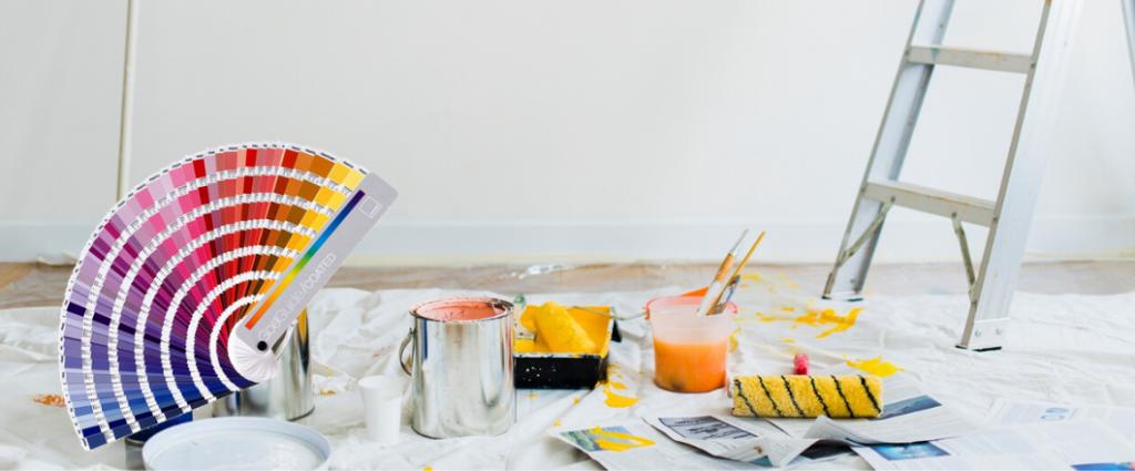 ¿Cómo elegir el color para decorar mi casa?