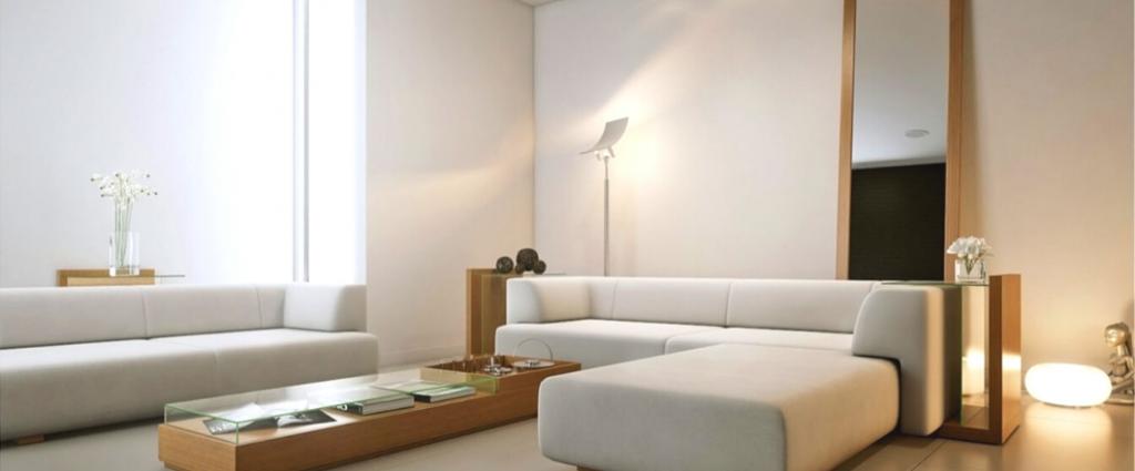 4 colores para interiores minimalistas que amarás