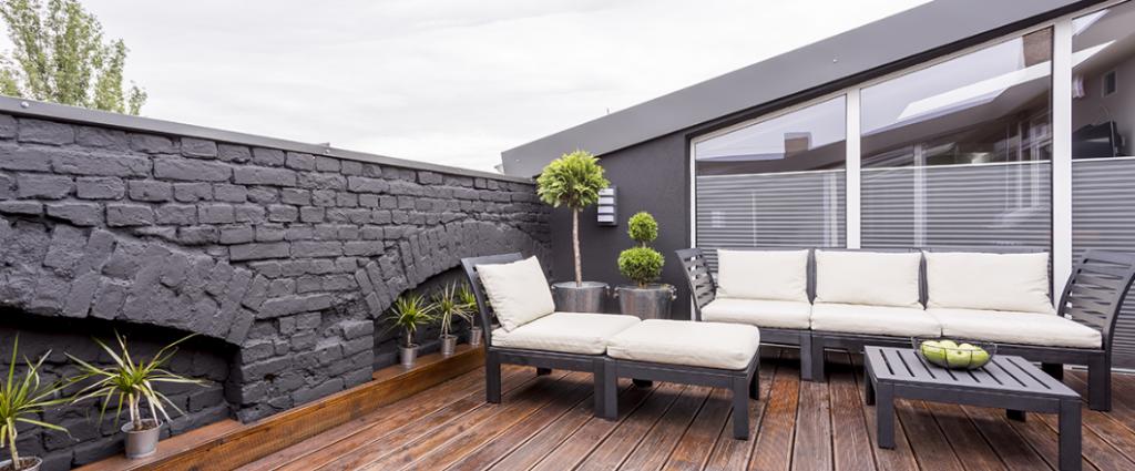 Colores para terrazas: las mejores ideas para pintar tus espacios exteriores