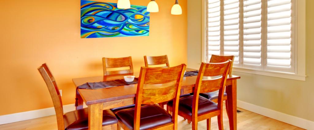 ¿Cómo combinar color naranja en tu casa?
