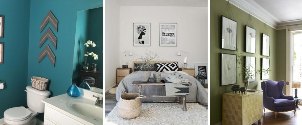 Los mejores colores para tener una casa relajante