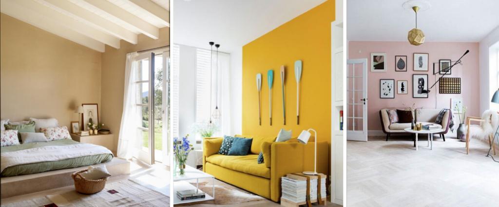 ¿Qué colores aplicar para los interiores de casas modernas?