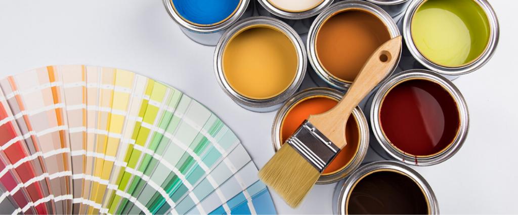 Diferencias de la pintura 100% acrílica