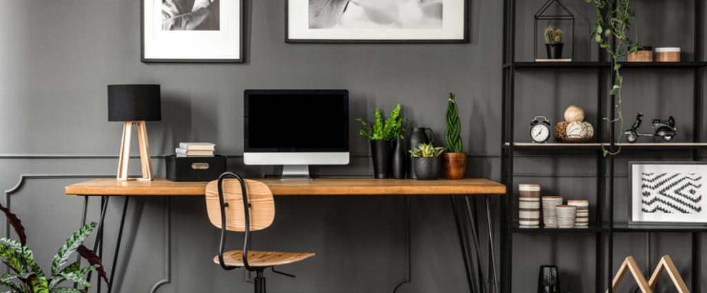 Los mejores colores para espacios de estudio y trabajo, más de 10 ideas