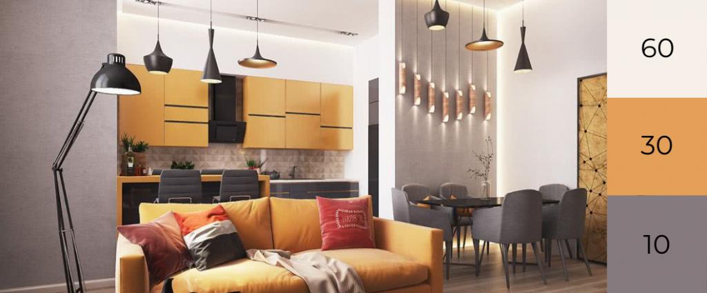 Renueva y decora tu casa con la regla para armonizar el color