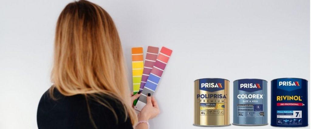 Tipos de pintura para pared: ¿cómo elegir la más adecuada?