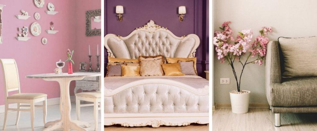 Estilo romántico: un clásico para la decoración de interiores