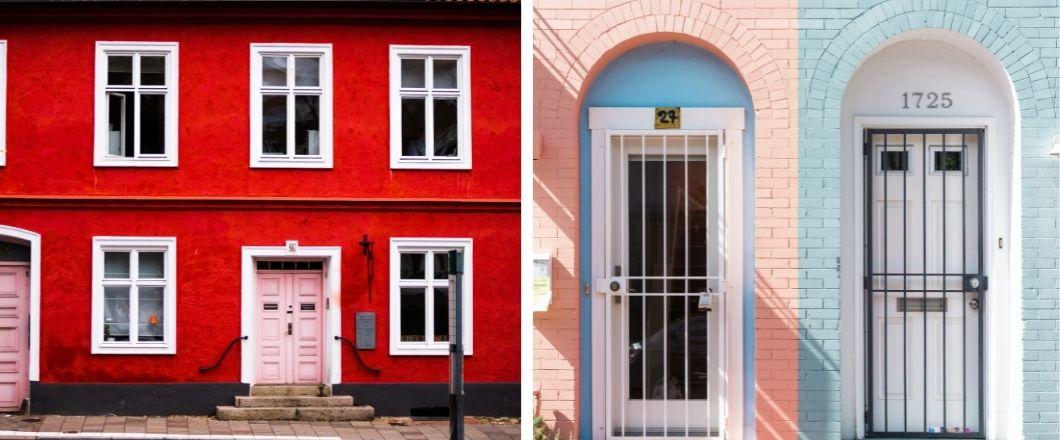 Tips para pintar el exterior de tu casa