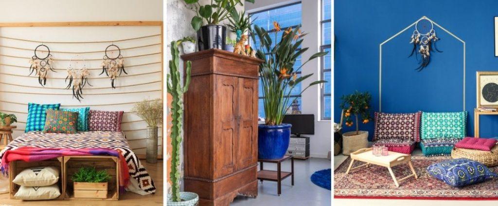 Tips para decorar tu casa con el estilo Boho Chic