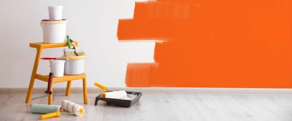 ¿Qué accesorios necesito para pintar mi hogar?