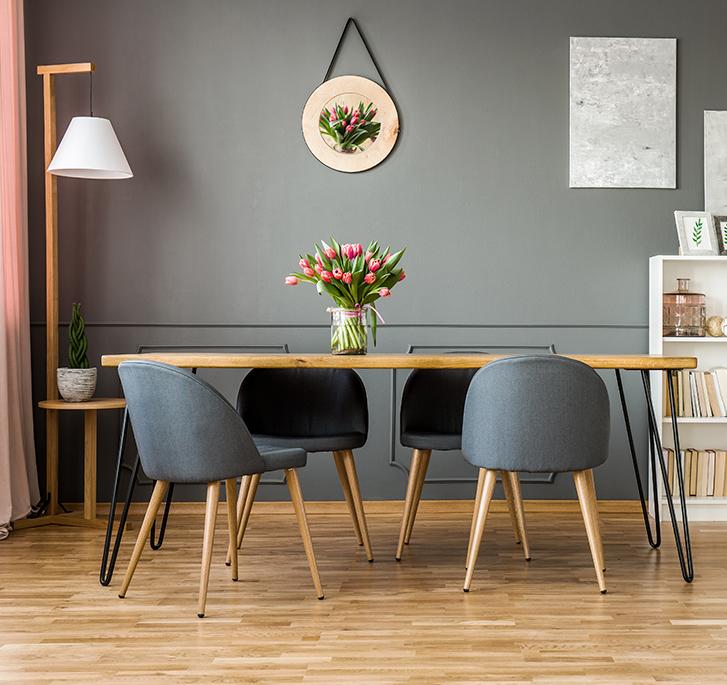Descubre nuevos colores para comedor y renueva tu hogar | PRISA